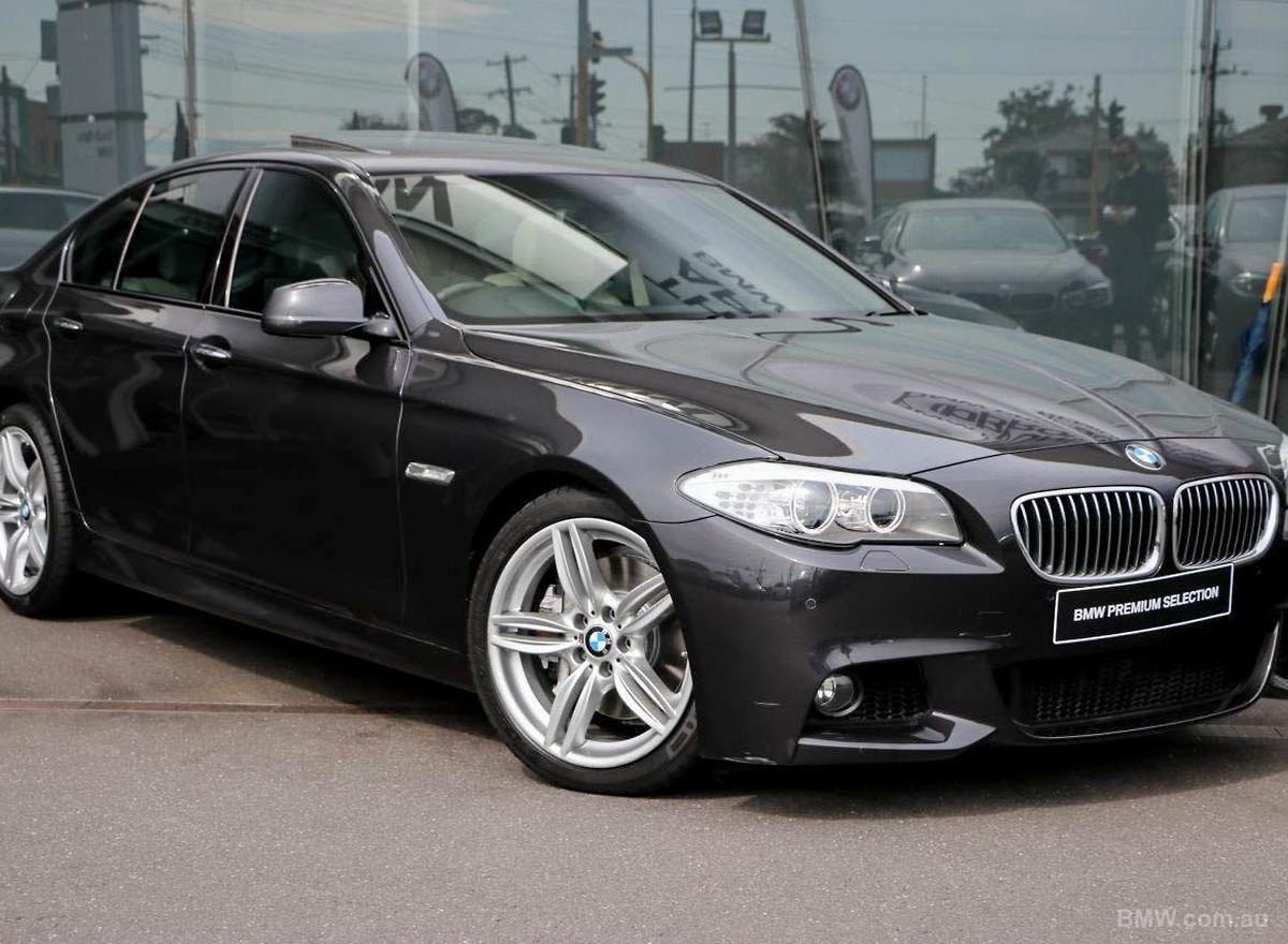 BMW Australia - 2013 bmw 535d