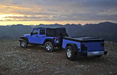 Model Jeep OffRoad Camper Trailers  HiConsumption