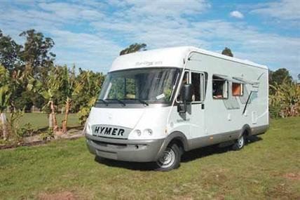 Camping Car Hymer Star Line