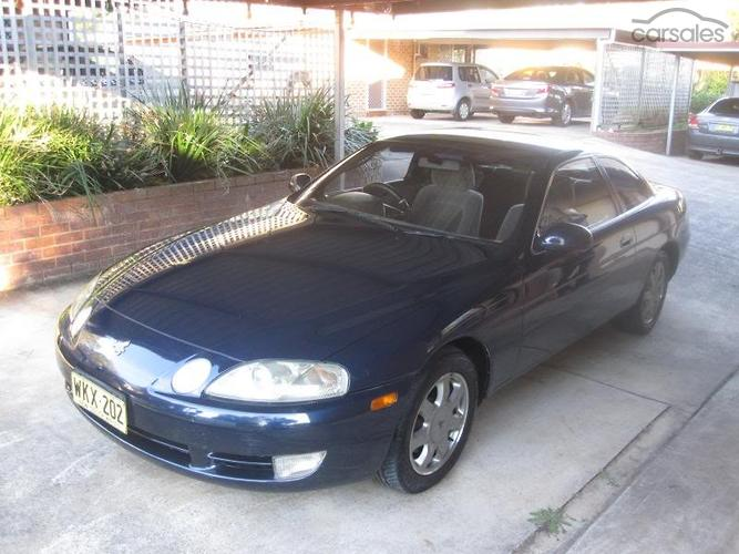 Toyota Soarer for sale