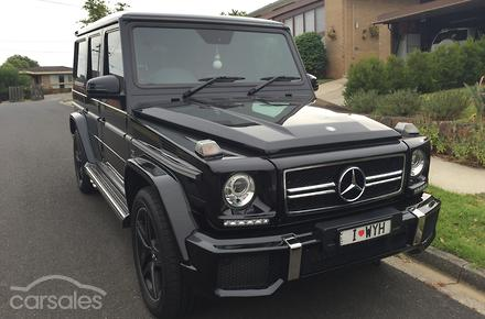 2014 mercedes benz g63 amg auto 4matic my14 for Mercedes benz car payment
