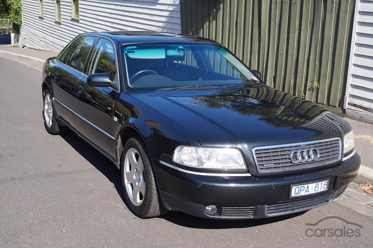 Audi A8 V8 long wheelbase for sale