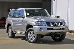 2012 Nissan Patrol ST GU 7 Auto 4x4 MY10 Automatic