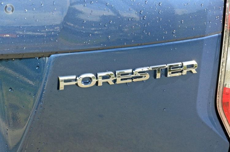 2013 Subaru Forester 2.5i S4 Auto AWD MY13