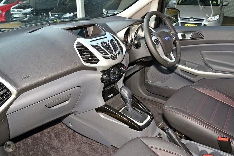2016 Ford EcoSport Titanium BK Auto