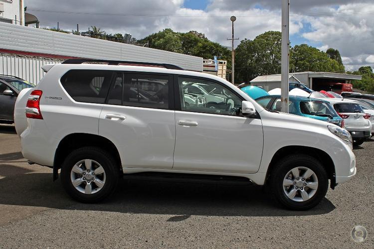 New Toyota Prado Cars Sale   2017 - 2018 Best Cars Reviews