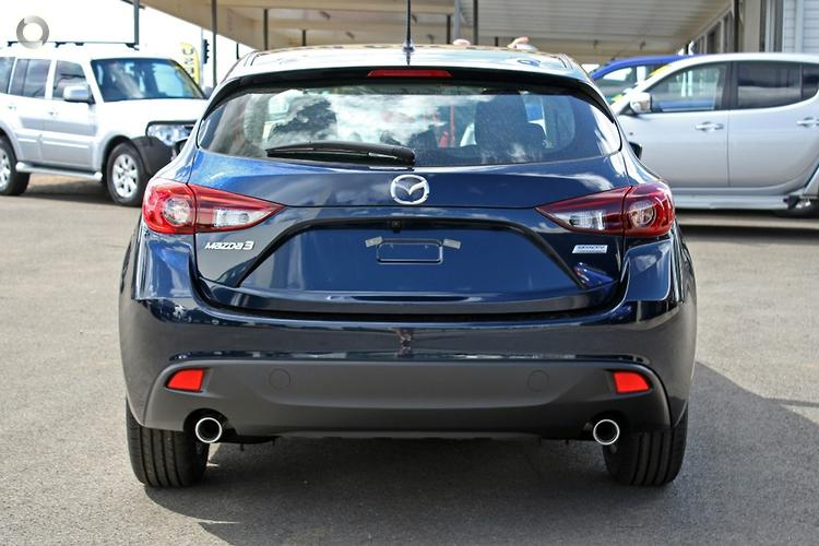 2015 Mazda 3 Maxx BM Series Manual