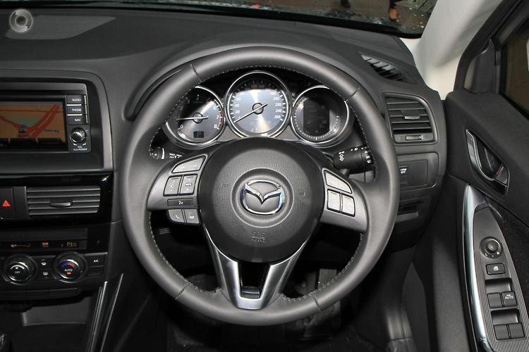 2014 Mazda CX-5 Maxx Sport KE Series Auto MY14