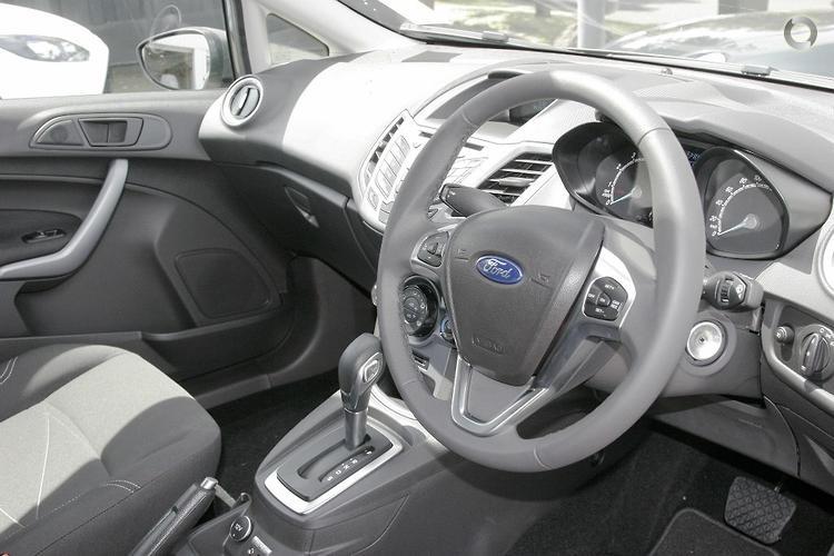 2017 Ford Fiesta Trend WZ Auto