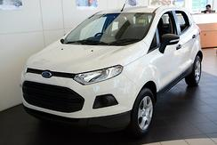 2015 Ford EcoSport Ambiente BK Auto Automatic