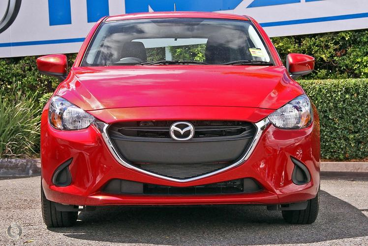 2015 Mazda 2 Neo DJ Series Manual