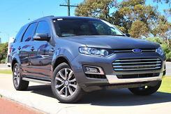 2015 Ford Territory Titanium SZ MkII Auto Automatic