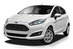 2014 Ford Fiesta Trend WZ Auto MY15 Automatic