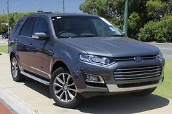 2016 Ford Territory Titanium SZ MkII Auto AWD Automatic