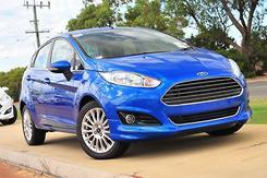 2015 Ford Fiesta Sport EcoBoost WZ Auto MY15 Automatic