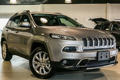 2015 Jeep Cherokee Limited Auto 4x4 MY15 Automatic