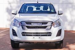 2018 Isuzu D-MAX SX Auto 4x4 MY18 Automatic