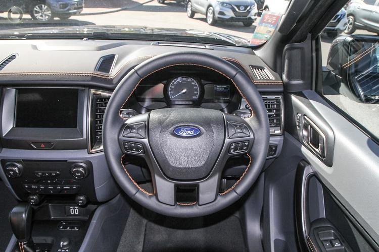 2018 Ford Ranger Wildtrak PX MkII Auto 4x4 MY18 Double Cab
