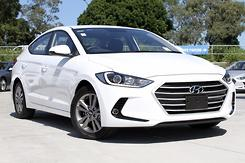 2018 Hyundai Elantra Active Auto MY18 Automatic