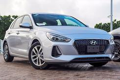 2017 Hyundai i30 Active Auto MY18 Automatic