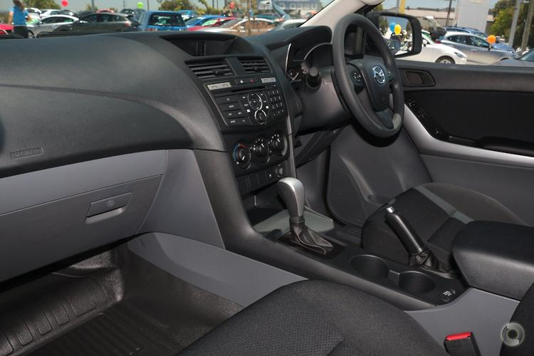 2017 Mazda BT-50 XT Hi-Rider UR Auto 4x2