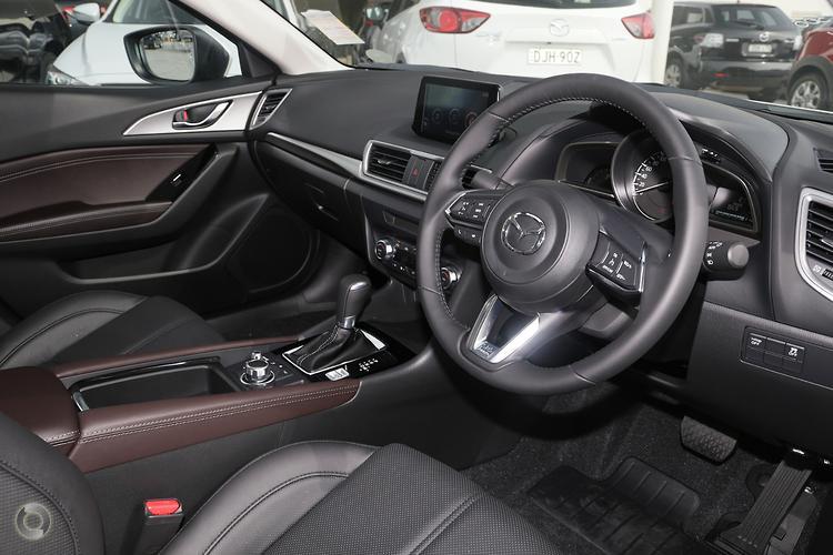 2017 Mazda 3 Touring BN Series Auto
