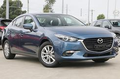 2018 Mazda 3 Maxx Sport BN Series Auto Automatic