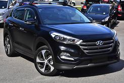 2017 Hyundai Tucson Highlander Auto AWD MY17 Automatic
