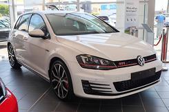 2016 Volkswagen Golf GTI Performance 7 Auto MY16 Automatic