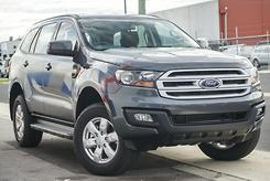 2017 Ford Everest Ambiente UA Auto 4WD Automatic