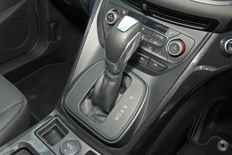 2017 Ford Escape Titanium ZG Auto AWD