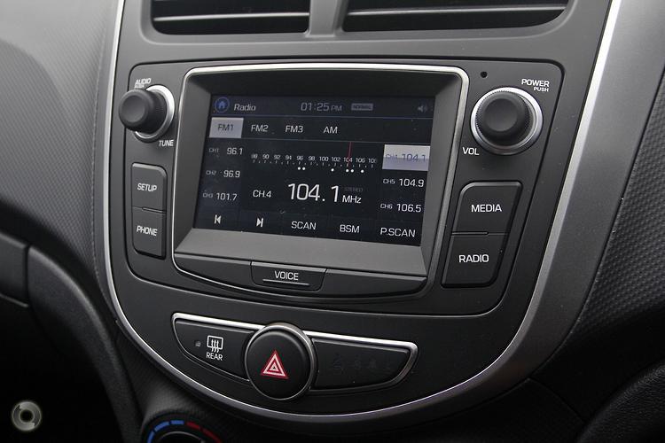 2016 Hyundai Accent Active Auto MY16