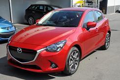 2015 Mazda 2 Genki DJ Series Auto Automatic