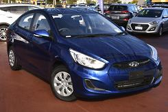 2017 Hyundai Accent Active Auto MY17 Automatic