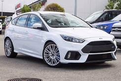 2017 Ford Focus RS LZ Manual AWD Manual