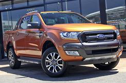 2016 Ford Ranger Wildtrak PX MkII Auto 4x4 Double Cab Automatic