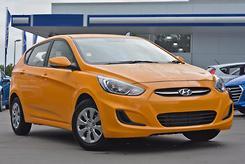 2017 Hyundai Accent Active Auto MY17 Automatic