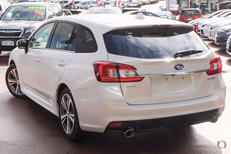 2017 Subaru Levorg 1.6 GT V1 Auto AWD MY18