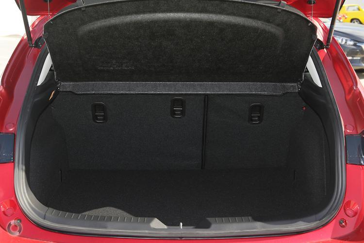 2017 Mazda 3 SP25 BN Series Auto
