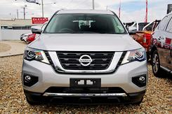 2018 Nissan Pathfinder Ti R52 Series II Auto 4WD MY17 Automatic