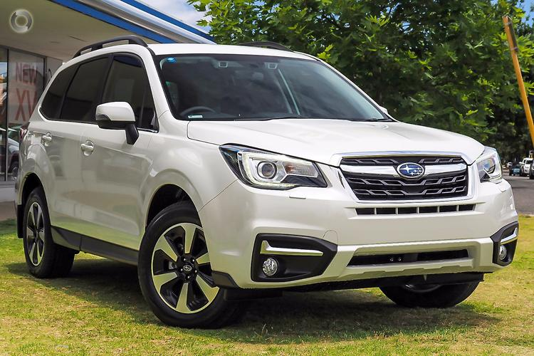 2017 Subaru Forester 2.5i-L Special Edition S4 Auto AWD MY18