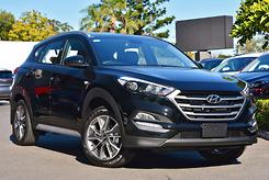 2017 Hyundai Tucson Active X Auto 2WD MY18 Automatic