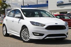 2016 Ford Focus Sport LZ Auto Automatic