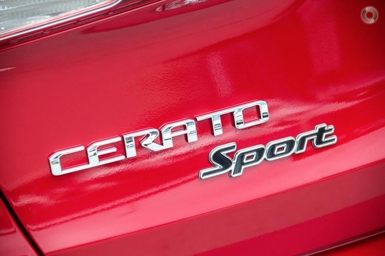 2017 Kia Cerato Sport Auto MY18