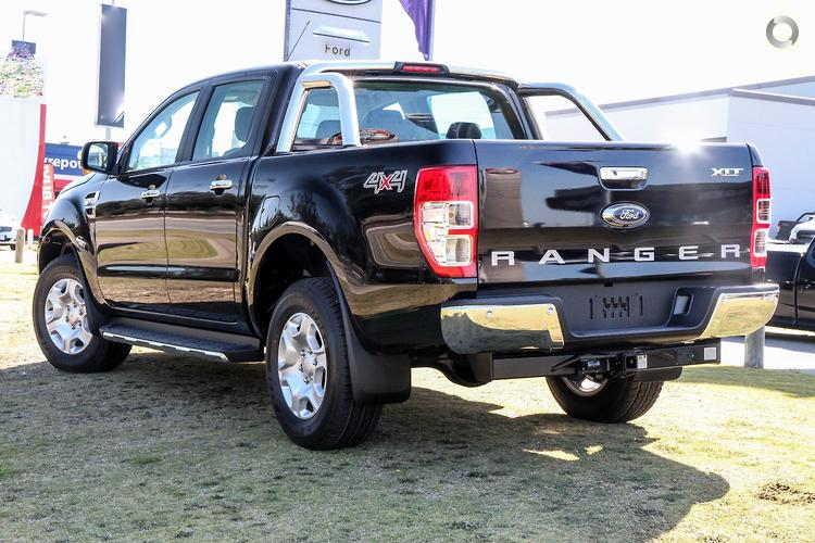 2018 Ford Ranger XLT PX MkII Auto 4x4 MY18 Double Cab