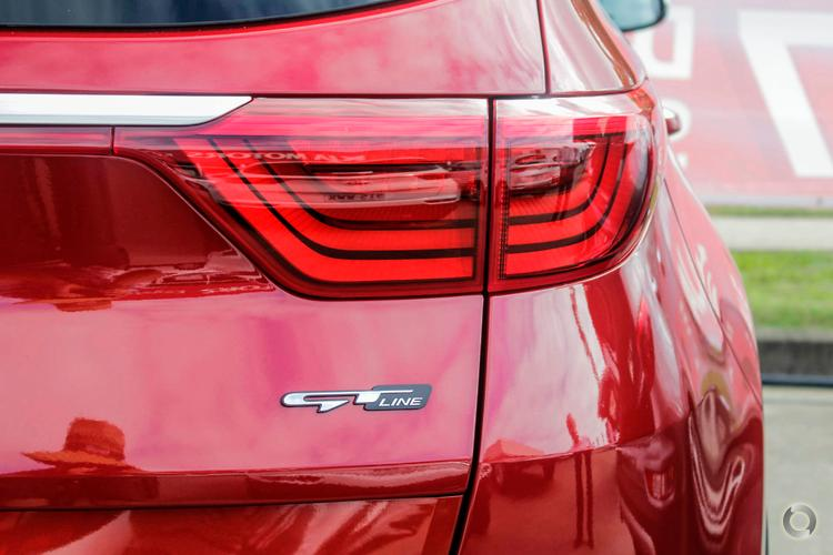 2017 Kia Sportage GT-Line Auto AWD MY17