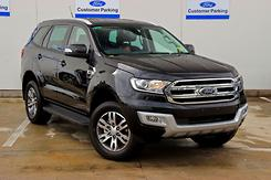 2015 Ford Everest Trend UA Auto 4x4 Automatic