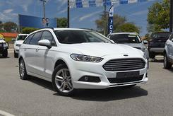 2017 Ford Mondeo Ambiente MD Auto MY17.5 Automatic