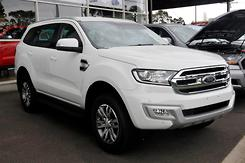 2016 Ford Everest Trend UA Auto 4x4 Automatic
