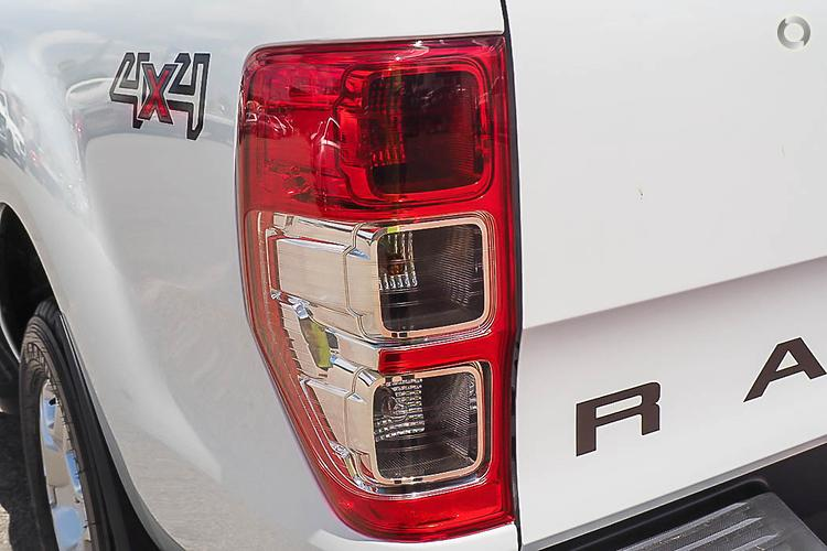 2017 Ford Ranger XLT PX MkII Auto 4x4 Double Cab